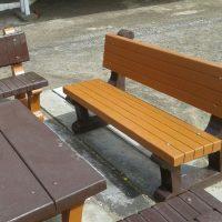 Garden Benches from RCC